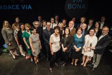 Finalisté ceny Via Bona 2018