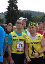 Michal Novotný a Václav Pasch