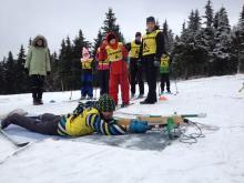 Biatlon na Černé hoře 2