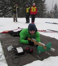 Vašek Svoboda objevuje kouzlo biatlonu